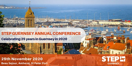 STEP Guernsey Annual Conference  2020 tickets