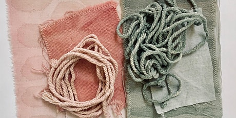 Creating Pattern with Natural Dyes: Modifiers and More! tickets