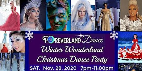 Foreverland's Winter Wonderland Ballroom Dance Party tickets