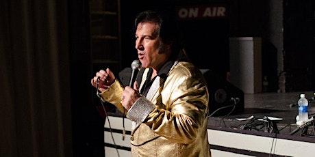 """Michael Hoover: """"Memories of Elvis"""" 2021 tickets"""