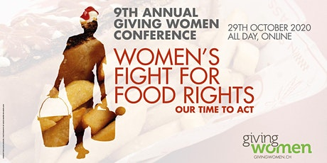 9th Annual Conference: Food: Women's role in the struggle to feed the world tickets