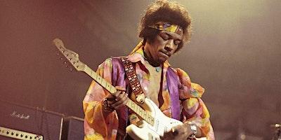 Concert Blues Rock - Tbt to Hendrix, Bassam Bellma