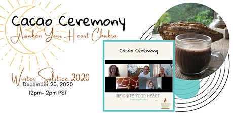 Cacao Ceremony: Spiritual Entrepreneurs tickets