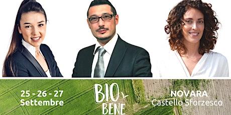 Fiera BIO-BENE al Castello di Novara | Settembre 2020 biglietti