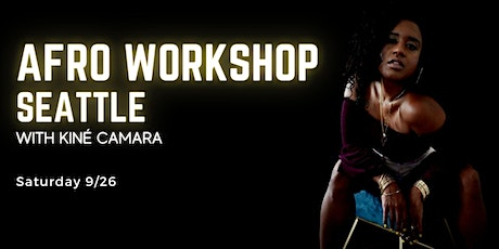 Afro Workshop Outdoors in Seattle tickets