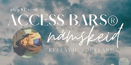 Access Bars® Námskeið/Certification Class tickets