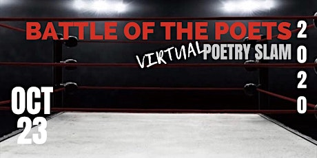 "Floasis presents ""Battle of the Poets"" 2020 Virtual Poetry Slam tickets"