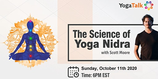 The Science of Yoga Nidra With Scott Moore