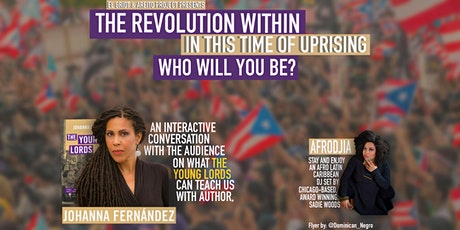 The Revolution Within: In This Time of Uprising, Who Will You Be? tickets