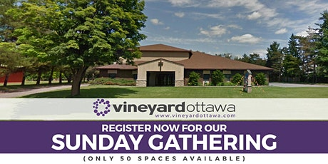 Vineyard Ottawa Sunday Gathering tickets