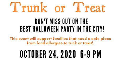 Wind Rose Academy 3rd Annual Trunk or Treat tickets