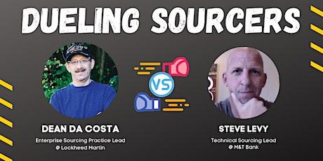 Dueling Sourcers: Steve Levy vs. Dean Da Costa tickets