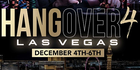 """Early Passes Buck_TheWorld & FriendsBday Weekend (Vegas Edition """"Hangover4l tickets"""