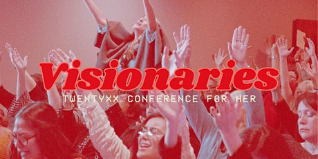 Visionaries Conference tickets