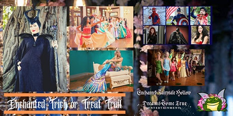 Enchanted Trick or Treat Trail tickets