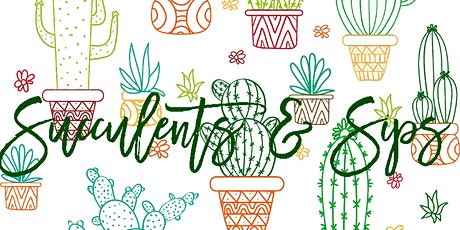 Succulents & Sips - At The Paddle Trap tickets