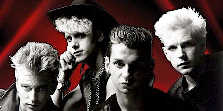 Depeche Mode Night, an 80's dance party tickets