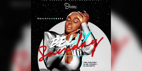 Belvy Sundays at Belvedere | For Section 713.494.9093 | RSVP for Entry tickets