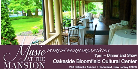 *VIRTUAL* Music at the Mansion:  PORCH PERFORMANCES - Rosemary Loar tickets