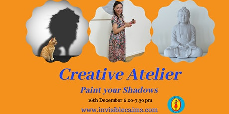 Creative Atelier: Paint your Shadows-online and in the studio tickets