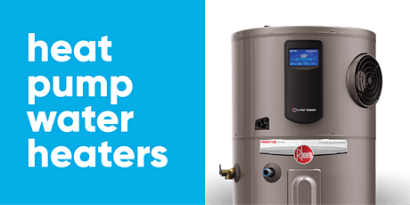 Heat Pump Water Heaters - Cost effective carbon action tickets