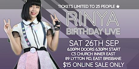 [A-MUSE] Rinya Birthday Live tickets