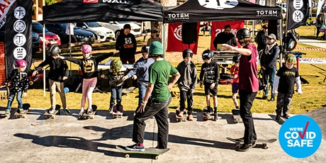Meadowbank Skatepark - Skate Workshop tickets