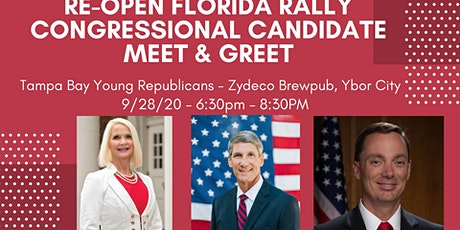 Re-Open Florida Rally & Congressional Candidate Meet & Greet tickets
