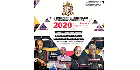 The Union of Charismatic Orthodox Churches 2020 Synod tickets