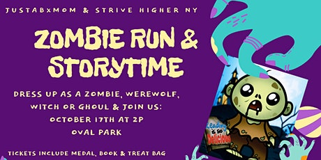Zombie Run & Story TIme tickets