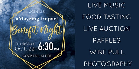 aMayzing Impact Benefit Night tickets