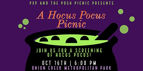 A Hocus Pocus Picnic tickets