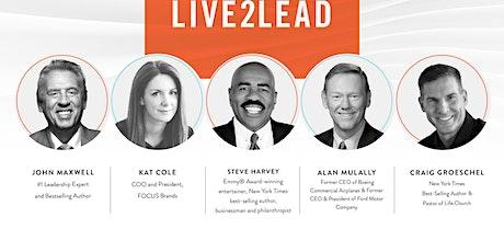 LIVE2LEAD: Lynchburg (November 13th 2020) tickets