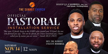 Pastoral Installation - The Summit Church Nashville tickets