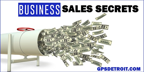 (Free) Business Sales Secrets Event tickets