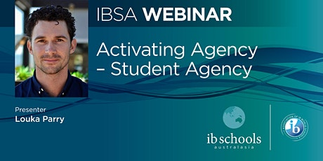 IBSA Webinar: Activating Agency - Student Agency tickets