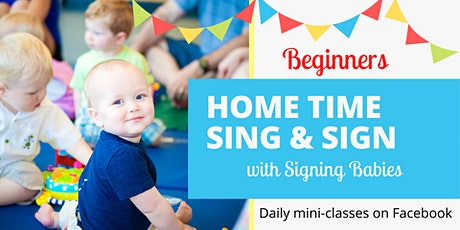 HOME TIME Sing & Sign (Beginner)