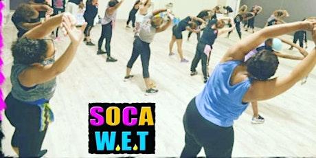 SOCA W.E.T CARIBBEAN DANCE FIT DAY tickets