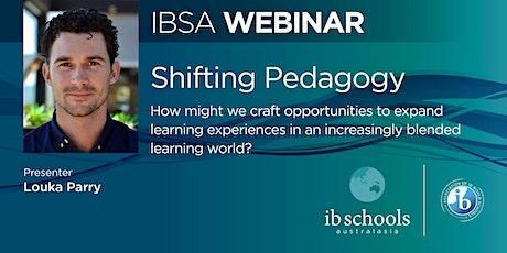 IBSA Webinar: Shifting Pedagogy tickets