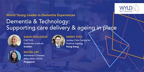 Global WYLD Webinar: Dementia & Technology tickets