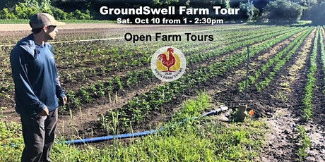 GroundSwell Farm Tour tickets