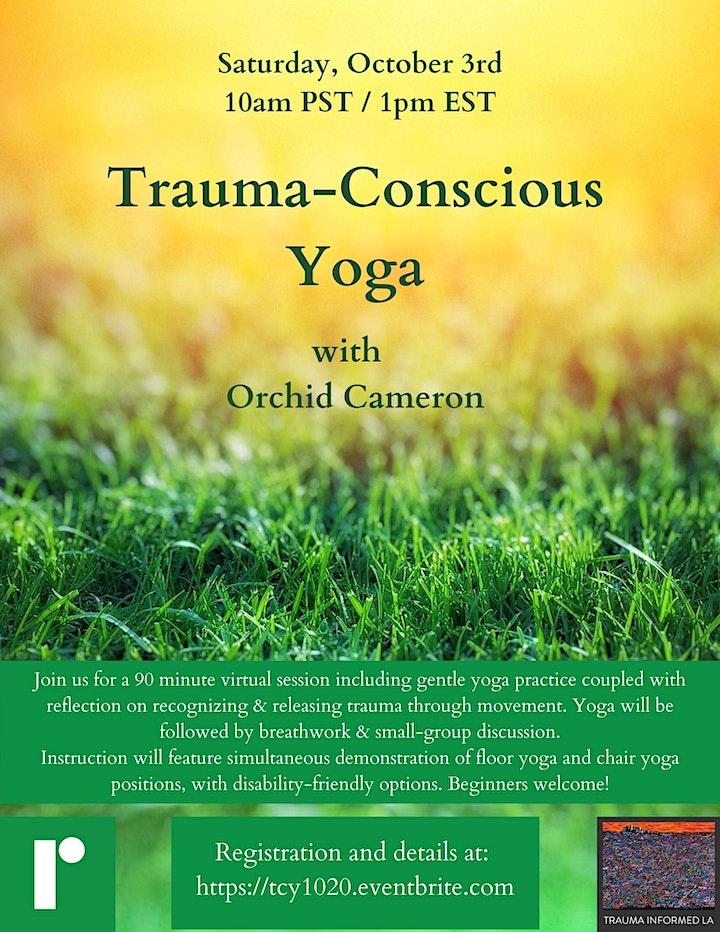 Trauma-Conscious Yoga image