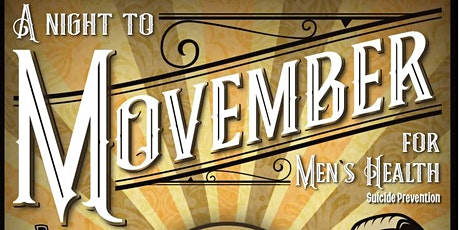 A Night To Movember, a comedy/ music variety show tickets