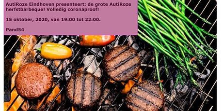 De grote AutiRoze herfstbarbeque! tickets