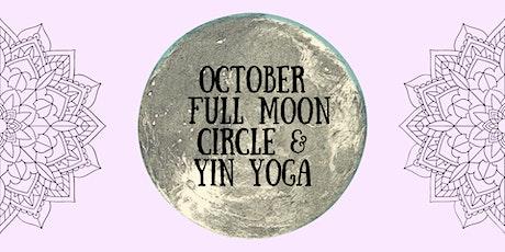 Full Moon Circle & Yin Yoga tickets