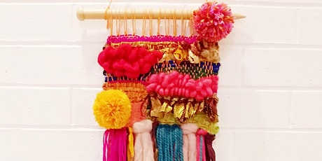 Weave A Wall Hanging - a Relaxing Crafternoon tickets
