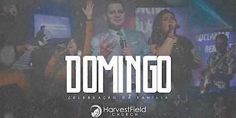 Culto Presencial HFC-Sampa - DOMINGO ingressos
