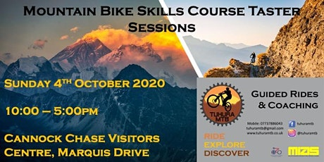 Mountain Bike Skills Kid's Taster Sessions tickets