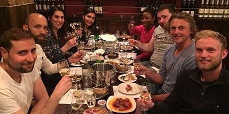 Wine and Tapas evening in London tickets