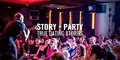 Story Party Amsterdam | True Dating Stories